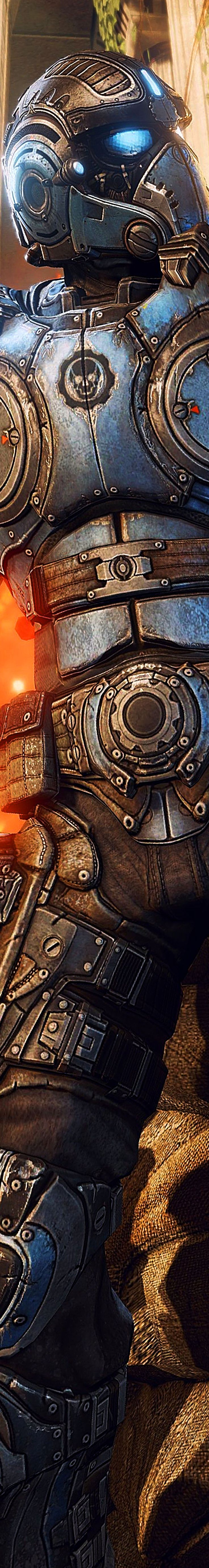 Gears of War 3 ❤️