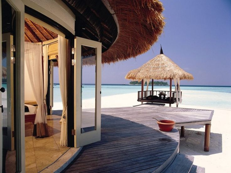 The Banyan Tree, Vabbinfaru Island, Maldives. YES YES YES!