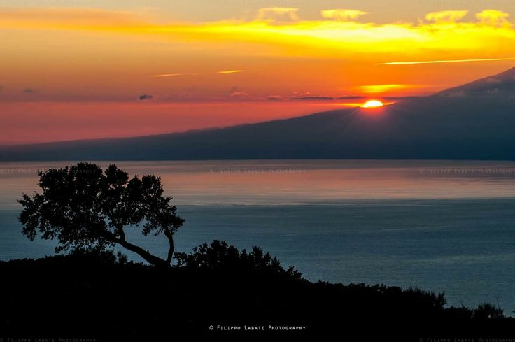 Sunset by Filippo Labate on 500px