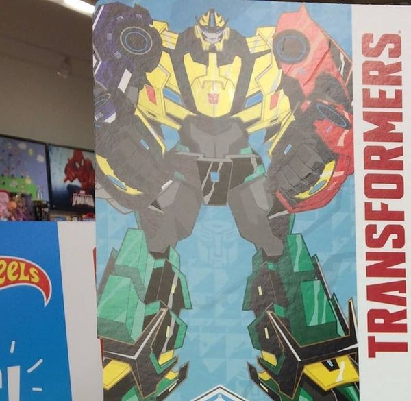 Robots In Disguise Combiner Teams Incoming - Revealed In Promotional Artwork