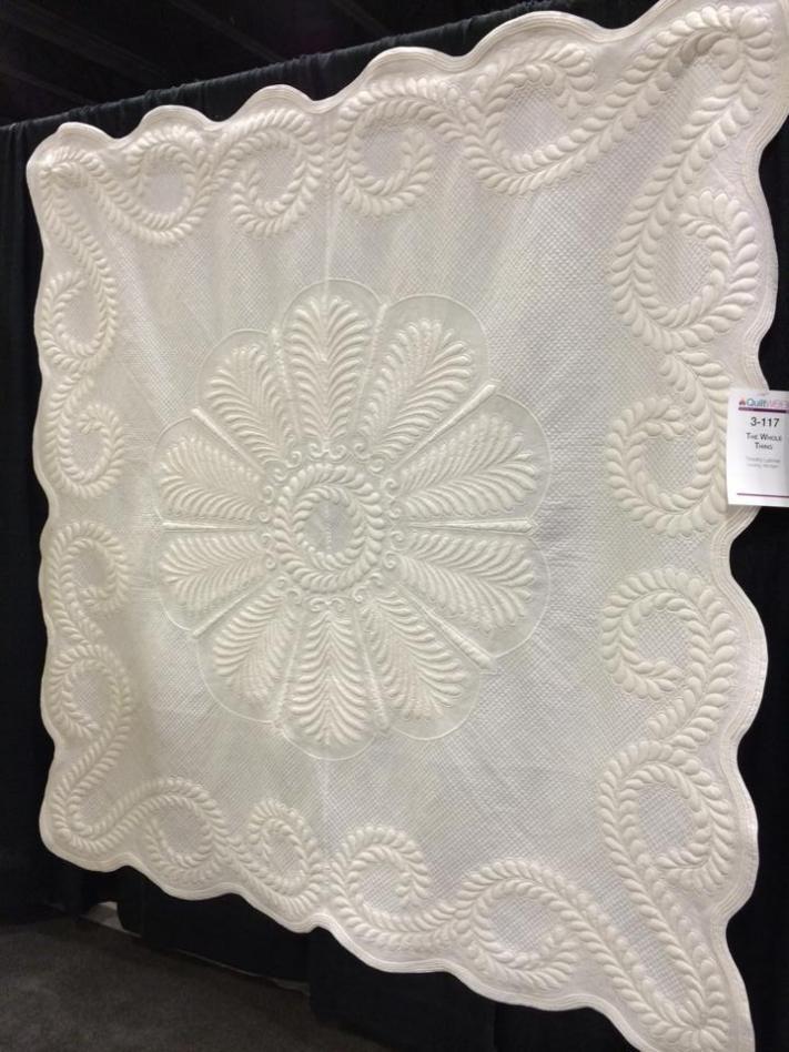 wholecloth paducha