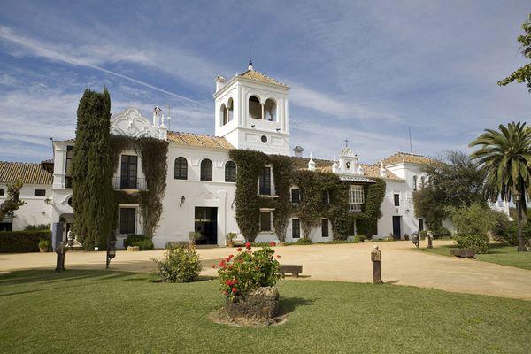 Cortijo 'El Esparragal', Andalucia, Southern Spain