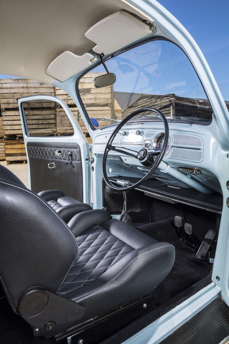 1967 VW Beetle 'Little Blue' — Classic Car Revivals