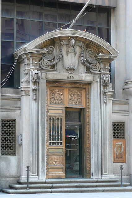 Washington DC The National Bank of Washington door by army.arch via Flickr & 76 best Doors of DC images on Pinterest | Washington dc Stairs and ...