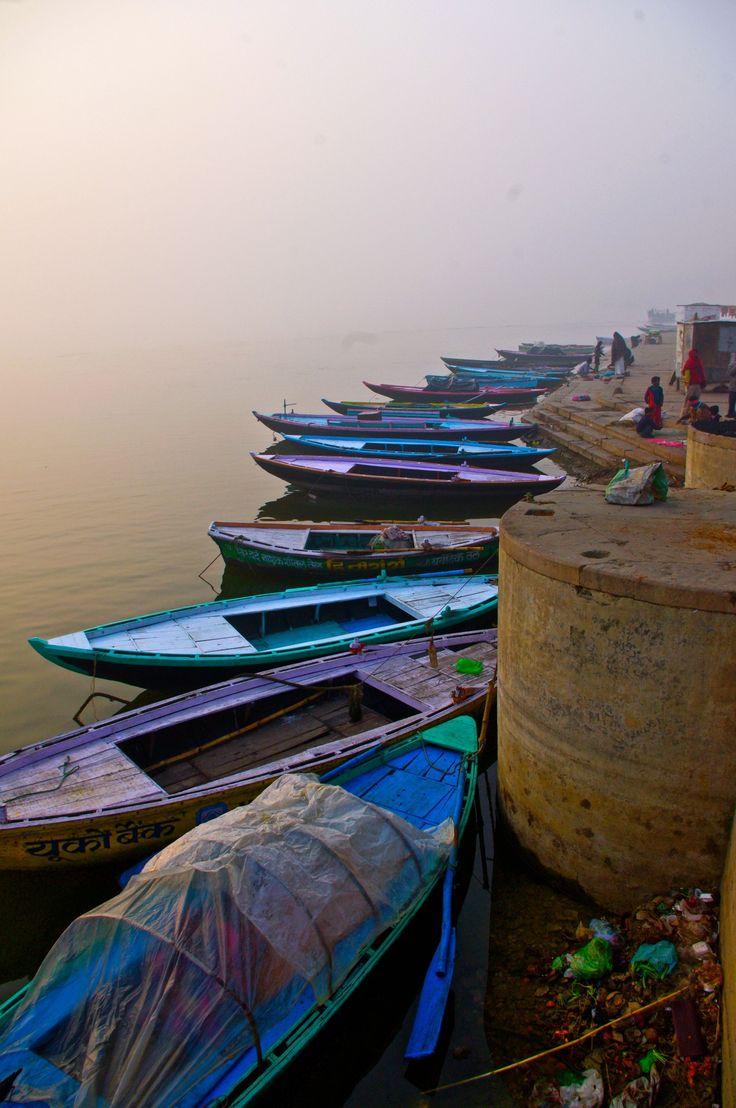 Ganga, Varanasi