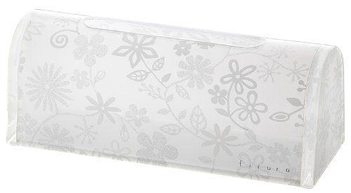 Amazon.co.jp : リス『美しい花柄のアクリル製ティッシュケース』 フィルロ ティッシュケース スリム フラワー : ホーム&キッチン