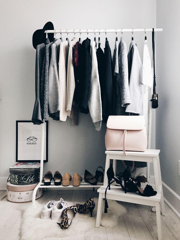 Minimal Closet x Girlboss print by Petite & Bold Shop