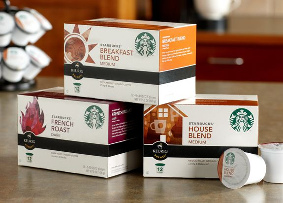 K-Cup- favorite at home way to make coffe