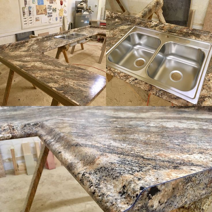 Fx Kitchen Countertops With Bullnose Edge