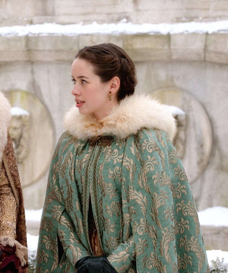 The Enchanted Garden Anna Popplewell as Lady Lola in