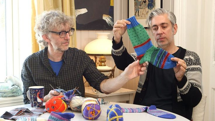 ARNE & CARLOS' Q&A on knitting Pairfect, the easiest socks ever. – ARNE & CARLOS