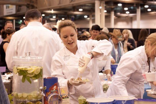 Click to see Rodeo Uncorked serve up the delicious Best Bites competition at the 2014 Houston Rodeo.