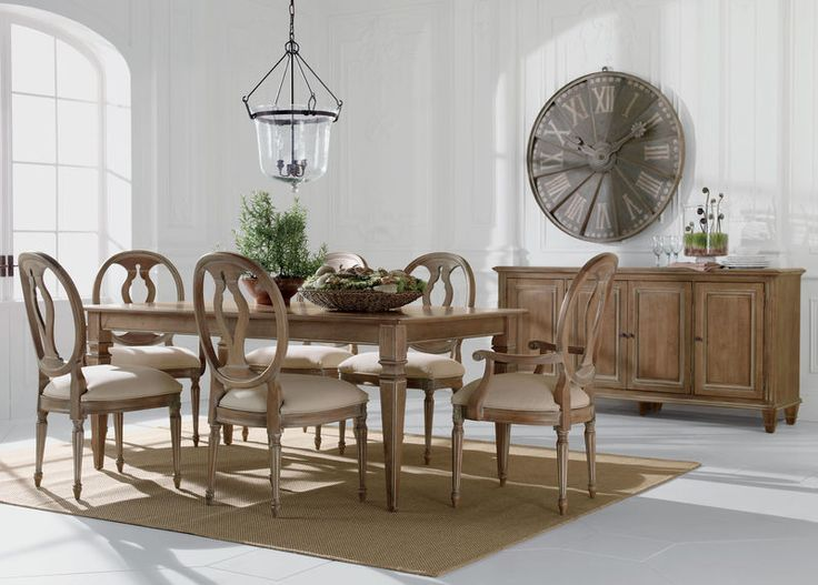 Avery Large Extension Dining Table Dining Room