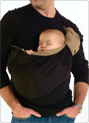 Men's Baby Sling Collection.. I don't know if I see my husband ever using one of these but it is SO ADORABLE