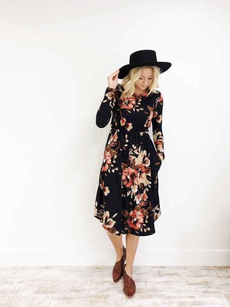 1000  ideas about Floral Dresses on Pinterest - Floral dresses ...