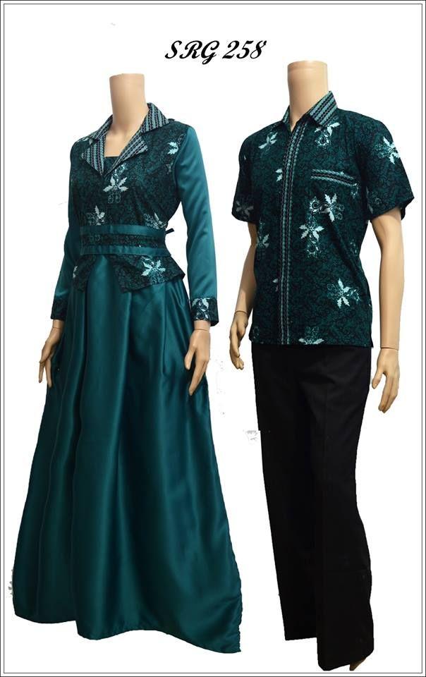 Baju Gamis Batik Couple Baju Sarimbit salah satu produk terbaik