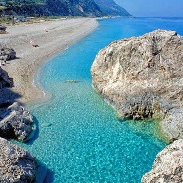 Amazing! Kathisma Beach - Greece!