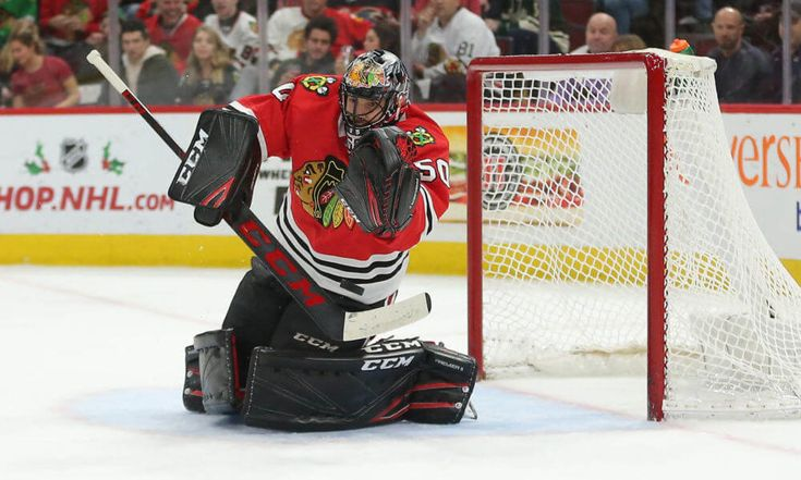 Blackhawks officially place Corey Crawford on IR = The Chicago Blackhawks have placed starting goaltender Corey Crawford on injured reserve and have recalled fellow goalie Jeff Glass and right-winger David.....