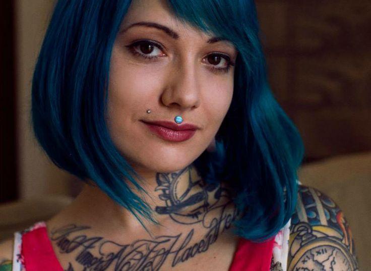 Medusa and Monroe piercing | Medusa piercing | Pinterest ...