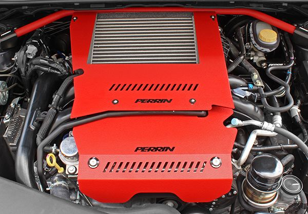 Perrin Engine Cover Kit - 2015+ WRX - Covers and Dressup - Engine - 2015+ WRX