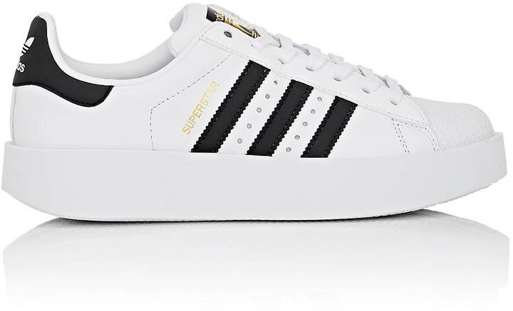 adidas Women's Superstar Bold Leather Sneakers | Leather