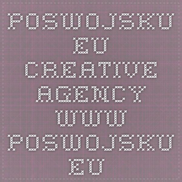 poswojsku.eu CREATIVE AGENCY www.poswojsku.eu