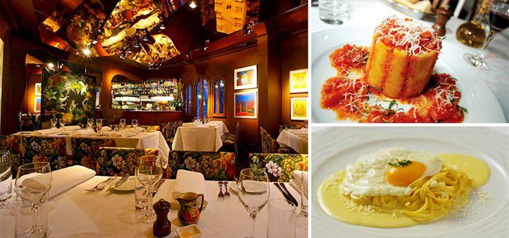 Fine dining at Buon Ricordo Restaurant  #dining #sydney #limeandtonic
