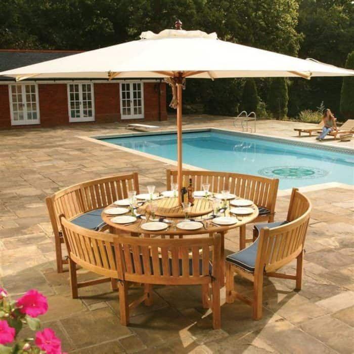Ways To Revive Teak Furniture Patio Dining Set Teak Outdoor Teak Outdoor Furniture