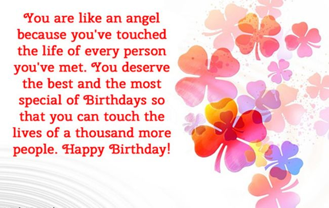 Birthday Messages http://birthday-wishes-sms.com/top-100-inspirational-birthday-wishes-and-best-messages.html
