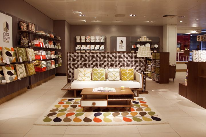 Orla Kiely House in John Lewis stores by Start JudgeGill UK 02 Orla Kiely House in John Lewis stores by Start JudgeGill, UK