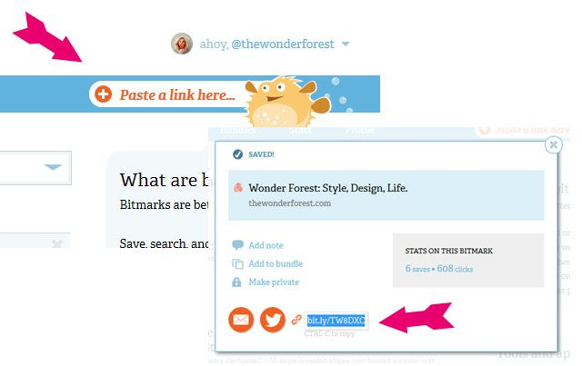 How to track link referral clicks + an ad sale! | Wonder Forest: Style, Design, Life.