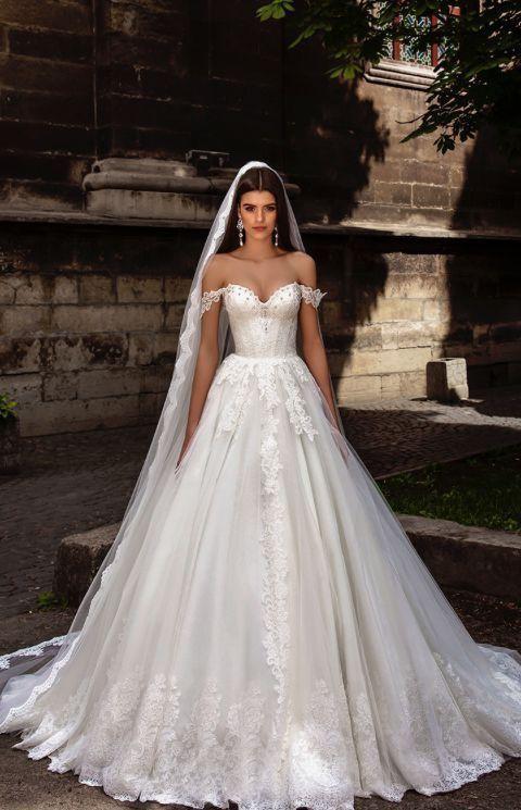 Modelos de Vestidos de Noiva Romântico | casamento | Wedding, 2016 wedding dresses, Wedding dresses
