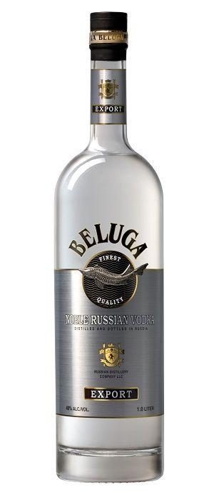 Beluga Noble Russian Vodka / 40% / 1,0l http://www.flaschenhandel.com/Beluga-Noble-Russian-Vodka