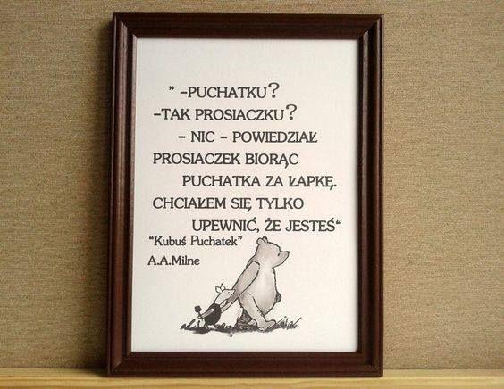 Przyjaciele_Puchatek i Prosiaczek