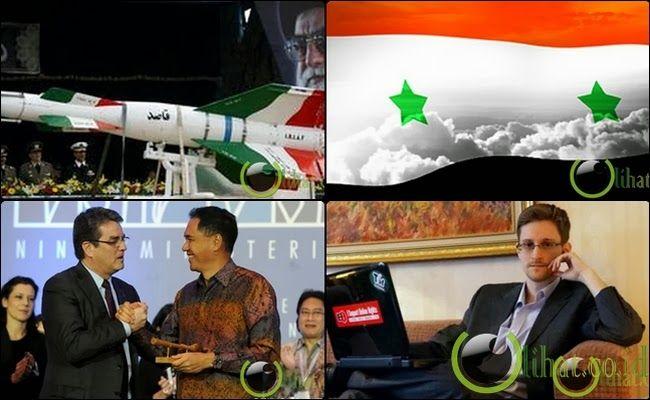 5 Momen Bersejarah Dunia yang terjadi Sepanjang Tahun 2013