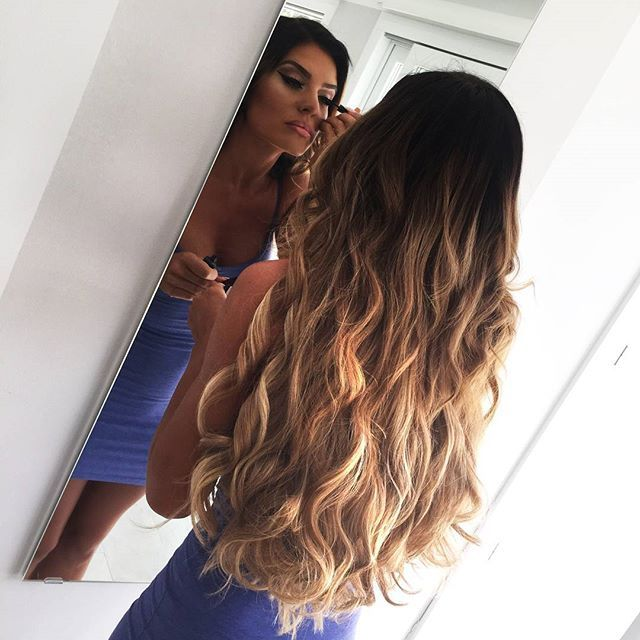 OMBRE FOR DAYS Mix two of our gorgeous shades to get the most perfect hair. DM us for a colour match today!  #pinkboutique #pbhairuniverse #pinkboutiqueuk