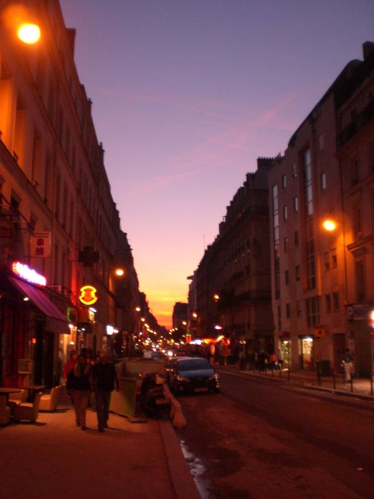 bastille paris nightlife