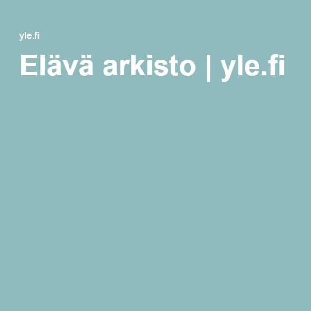 Elävä arkisto | yle.fi