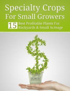Specialty Crops Free E-Book