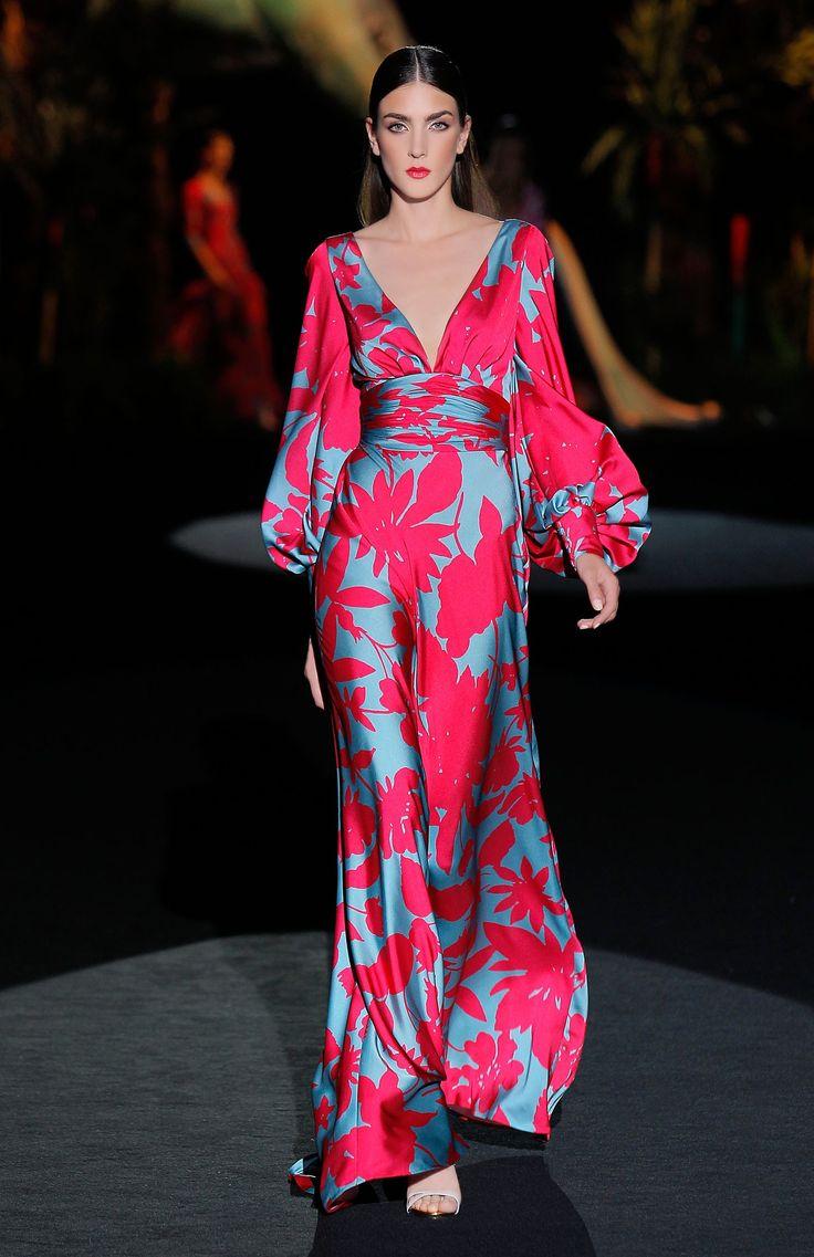 Vestidos de Fiesta Colección Primavera Verano 2020 Hannibal Laguna