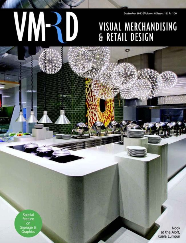 Get Your Digital Copy Of Visual Merchandising And Retail Design Magazine