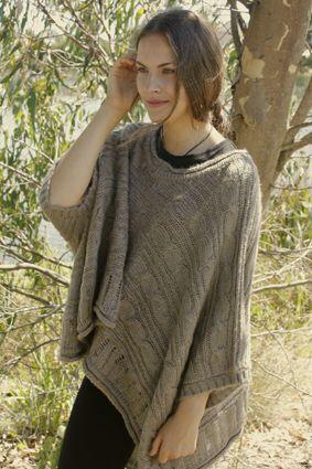 Bilgola clothing - Cable Knit Top