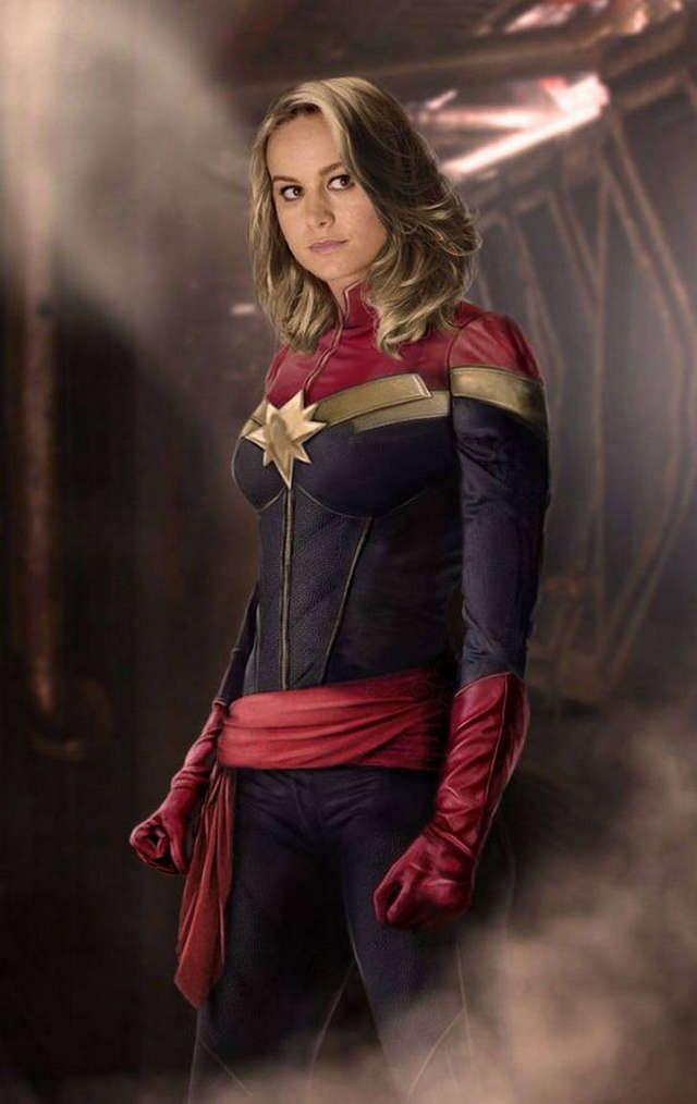 Women We Love: Brie Larson (24 Photos)