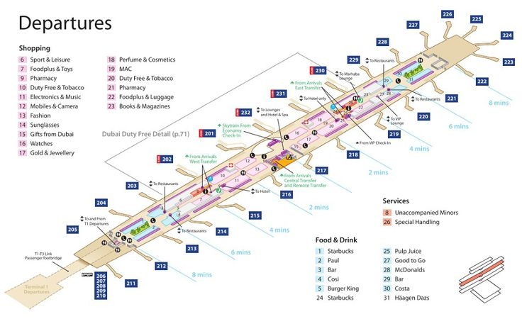 emirates terminal 3 departures map dubai airport pinterest