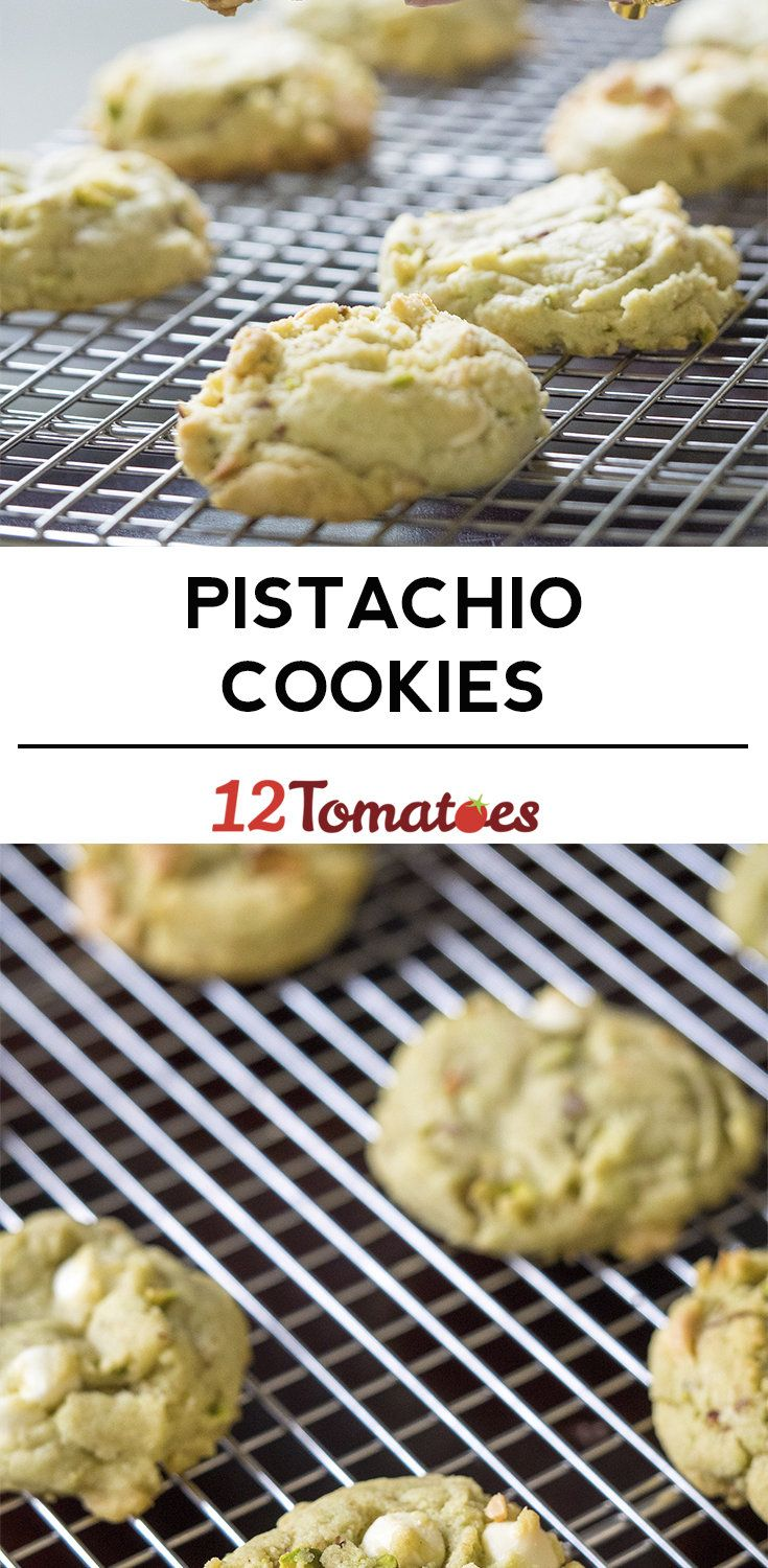 Pistachio Pudding Cookies .......don't forget Butter 3/4 cup omitted in recipe!