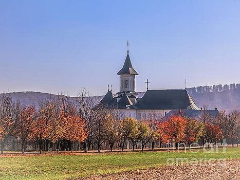Rural church in Romania by Claudia M Photography