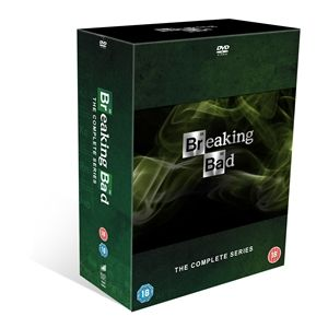 £56.97 Breaking Bad: The Complete Series (21 Discs)