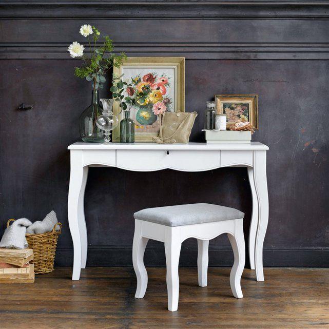 best 25 bureau coiffeuse ideas on pinterest coiffeuse moderne deco bureau and coin bureau blanc. Black Bedroom Furniture Sets. Home Design Ideas
