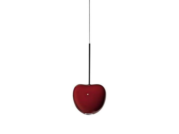 Black cherry - lampa wisząca - Nika Zupanc - black cherries family-1.jpg