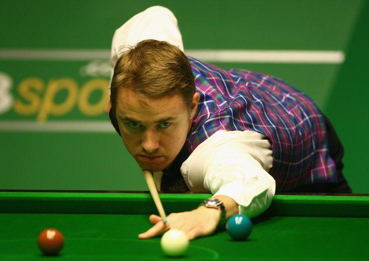 Stephen Hendry, seven times snooker world champion